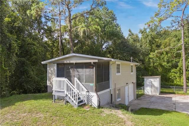 11021 Lake Drive, New Port Richey, FL 34654 (MLS #W7826561) :: Team Buky