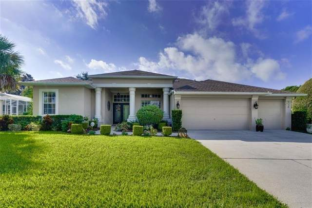 5330 Leather Saddle Lane, Spring Hill, FL 34609 (MLS #W7826690) :: The Heidi Schrock Team