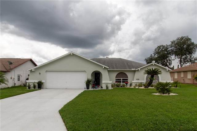 4363 Craigdarragh Avenue, Spring Hill, FL 34606 (MLS #W7826757) :: The Price Group