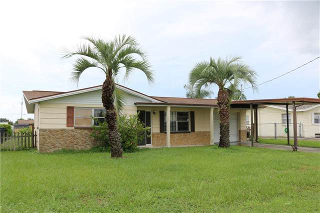 13605 Maria Drive, Hudson, FL 34667 (MLS #W7826778) :: Rabell Realty Group