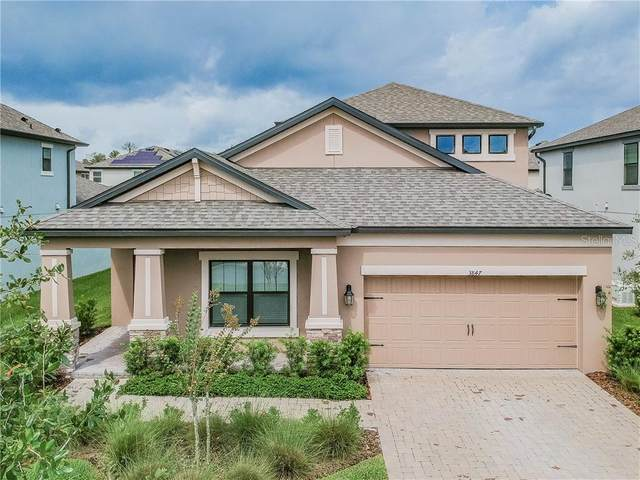 3847 Mellon Drive, Odessa, FL 33556 (MLS #W7826780) :: Team Bohannon Keller Williams, Tampa Properties