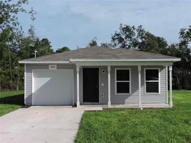 7499 Blackhawk Trail, Spring Hill, FL 34606 (MLS #W7826827) :: Team Bohannon Keller Williams, Tampa Properties