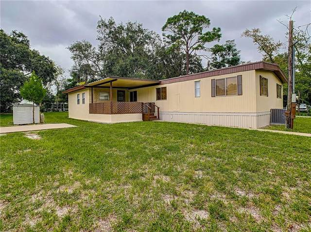 12405 Parkwood Street, Hudson, FL 34669 (MLS #W7826868) :: Young Real Estate