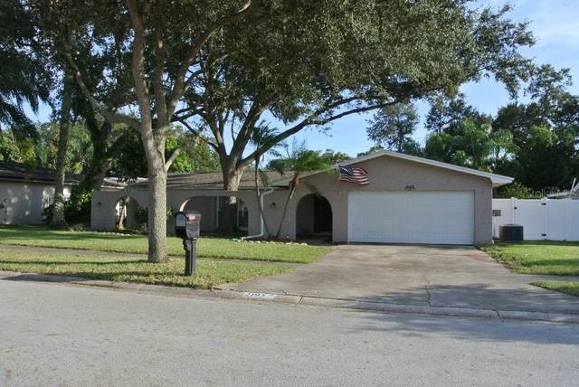 2195 Egret Drive, Clearwater, FL 33764 (MLS #W7826886) :: Florida Real Estate Sellers at Keller Williams Realty