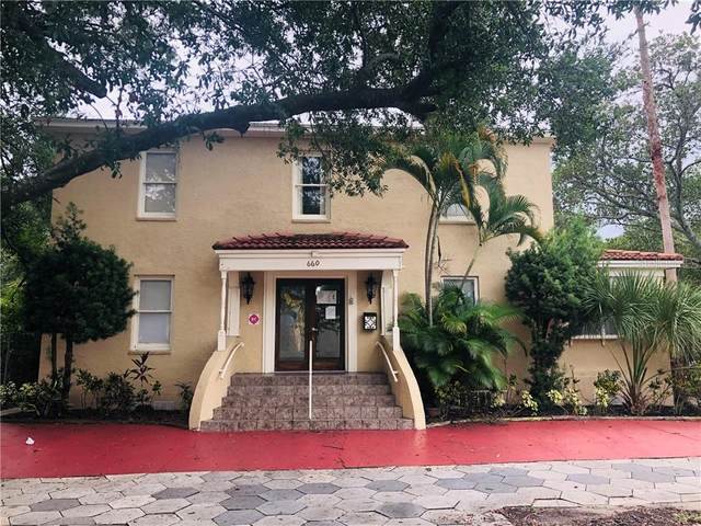 660 3RD Avenue S, St Petersburg, FL 33701 (MLS #W7826918) :: Lockhart & Walseth Team, Realtors