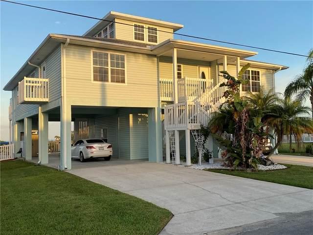 4153 Orchid Drive, Hernando Beach, FL 34607 (MLS #W7826938) :: Team Buky