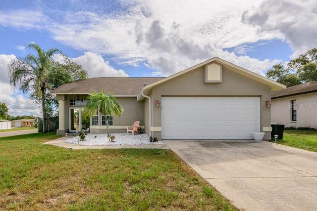 8950 Forest Lake Drive, Port Richey, FL 34668 (MLS #W7827086) :: Team Borham at Keller Williams Realty