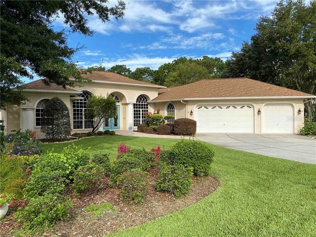 5161 Championship Cup Lane, Spring Hill, FL 34609 (MLS #W7827096) :: Frankenstein Home Team