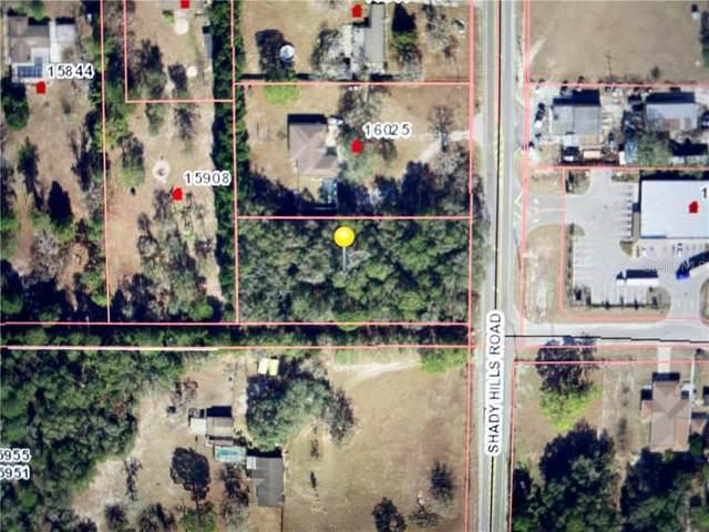 0 Shady Hills Rd, Spring Hill, FL 34610 (MLS #W7827377) :: Armel Real Estate