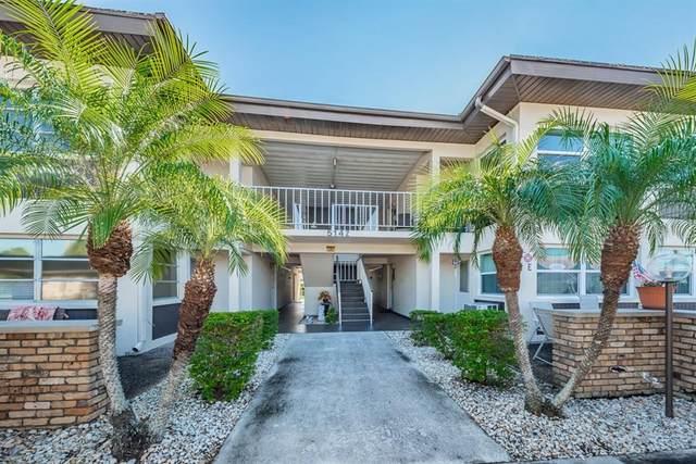 5142 Topaz Lane #203, New Port Richey, FL 34652 (MLS #W7827523) :: Premium Properties Real Estate Services