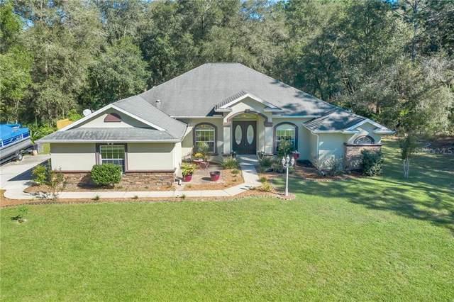 7145 SW 182ND Court, Dunnellon, FL 34432 (MLS #W7827747) :: Bustamante Real Estate