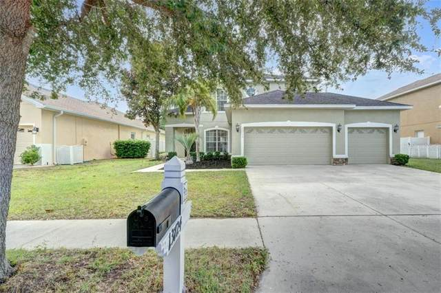 13724 Dunwoody Drive, Spring Hill, FL 34609 (MLS #W7827776) :: The Duncan Duo Team