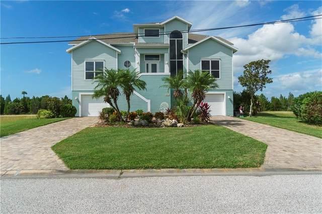 3375 Bluefish Drive, Hernando Beach, FL 34607 (MLS #W7827799) :: Baird Realty Group