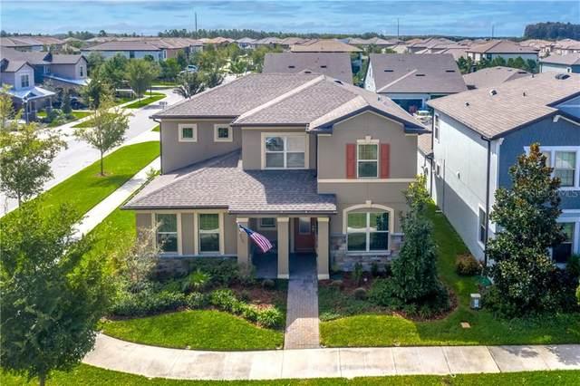 13022 Payton Street, Odessa, FL 33556 (MLS #W7827861) :: Premium Properties Real Estate Services