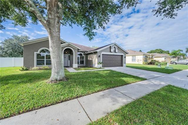 22536 Magnolia Trace Boulevard, Lutz, FL 33549 (MLS #W7827869) :: Team Bohannon Keller Williams, Tampa Properties