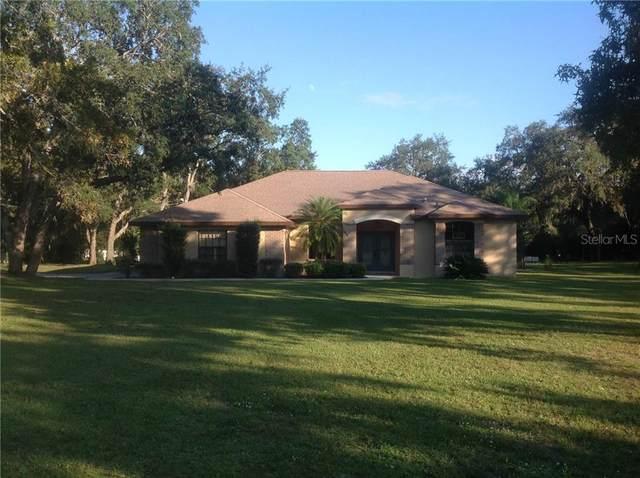 12234 Choctaw Trail, Hudson, FL 34669 (MLS #W7827876) :: Icon Premium Realty