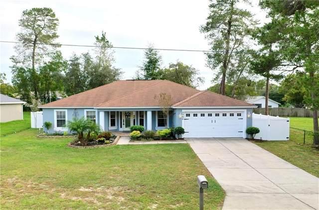 5262 Birchwood Road, Spring Hill, FL 34608 (MLS #W7827884) :: The Duncan Duo Team