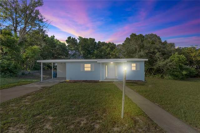 7076 Fireside Street, Spring Hill, FL 34606 (MLS #W7827918) :: The Nathan Bangs Group