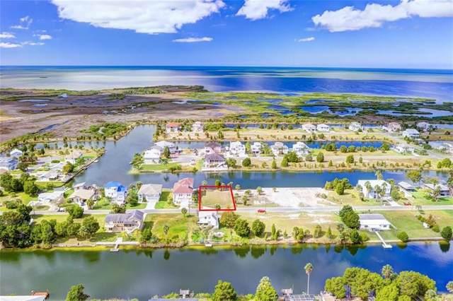 3297 Gardenia Drive, Hernando Beach, FL 34607 (MLS #W7827942) :: RE/MAX Premier Properties