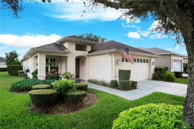 14488 Middle Fairway Drive, Brooksville, FL 34609 (MLS #W7827957) :: Premium Properties Real Estate Services