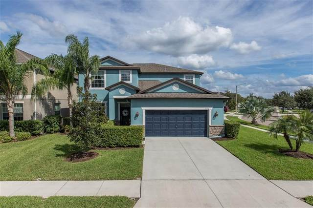 3520 Lefays Point, Land O Lakes, FL 34638 (MLS #W7827978) :: Young Real Estate