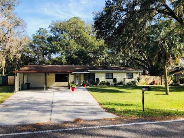 1535 Sabra Drive, Brooksville, FL 34601 (MLS #W7828003) :: Pepine Realty