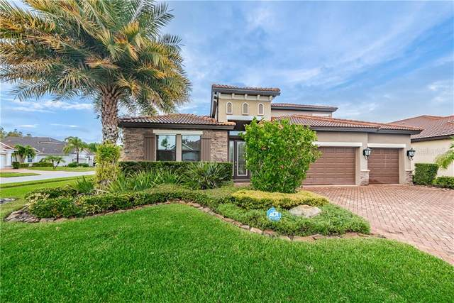 2551 Grand Lakeside Drive, Palm Harbor, FL 34684 (MLS #W7828343) :: Griffin Group