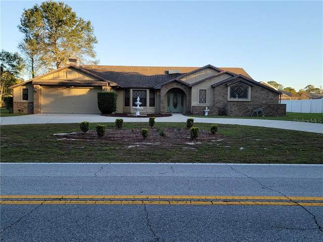 2182 Waterfall Drive, Spring Hill, FL 34608 (MLS #W7828498) :: Carmena and Associates Realty Group