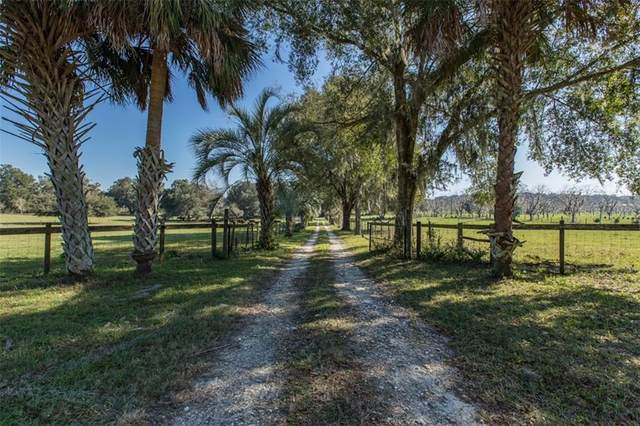 7599 Cr 575, Bushnell, FL 33513 (MLS #W7828711) :: Delgado Home Team at Keller Williams