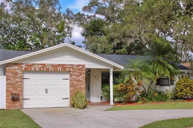 105 Joyce Street, Safety Harbor, FL 34695 (MLS #W7828861) :: The Heidi Schrock Team