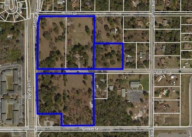 Little Rd And Scot St, Hudson, FL 34667 (MLS #W7829039) :: Bob Paulson with Vylla Home