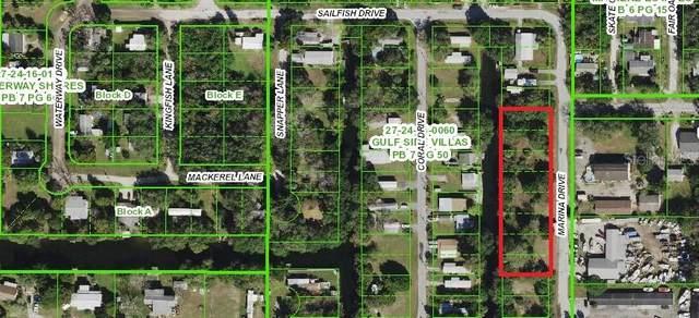 Lots 20-27 Marina Drive, Hudson, FL 34667 (MLS #W7829128) :: Rabell Realty Group