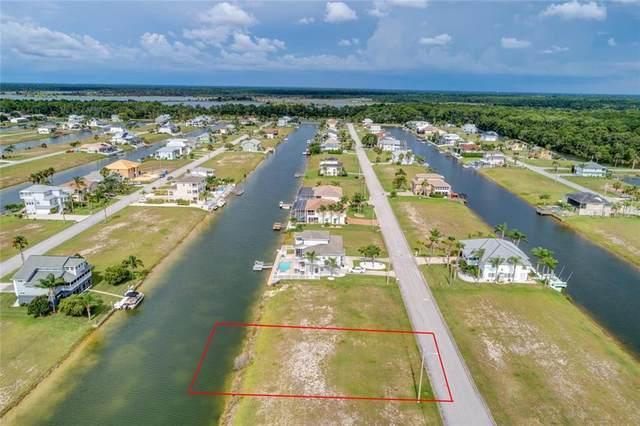 3399 Croaker Drive, Hernando Beach, FL 34607 (MLS #W7829254) :: Premier Home Experts