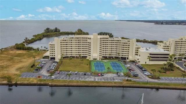 5915 Sea Ranch Drive 805W, Hudson, FL 34667 (MLS #W7829753) :: Dalton Wade Real Estate Group