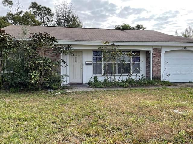 3634 Grayton Drive, New Port Richey, FL 34652 (MLS #W7829765) :: Dalton Wade Real Estate Group