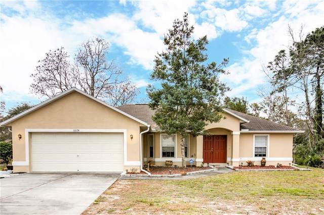 10174 Elgin Boulevard, Spring Hill, FL 34608 (MLS #W7829856) :: Griffin Group