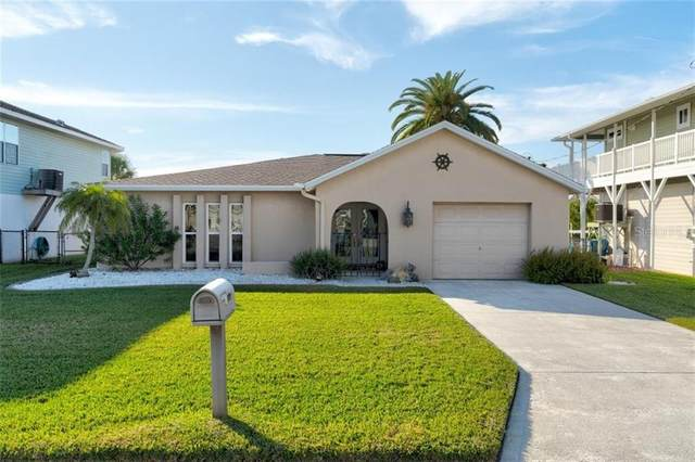 4389 4TH ISLE Drive, Hernando Beach, FL 34607 (MLS #W7829899) :: Prestige Home Realty