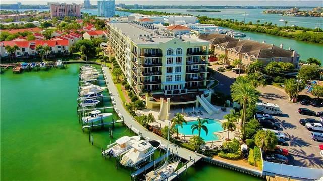 202 Windward Passage #502, Clearwater, FL 33767 (MLS #W7829957) :: Medway Realty