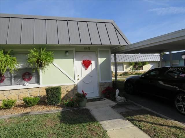 11908 Bayonet Lane #11908, New Port Richey, FL 34654 (MLS #W7830051) :: Keller Williams on the Water/Sarasota
