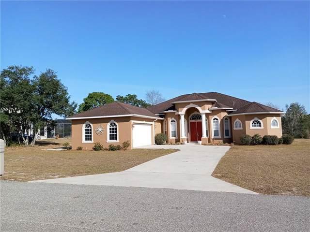 14557 Copeland Way, Brooksville, FL 34604 (MLS #W7830133) :: Everlane Realty