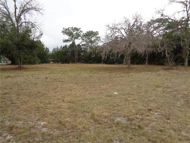 13101 Oakwood Drive, Hudson, FL 34669 (MLS #W7830151) :: Everlane Realty