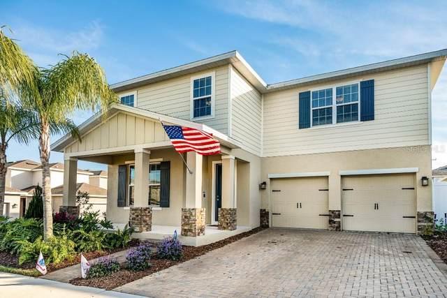 16024 Malay Ginger Drive, Winter Garden, FL 34787 (MLS #W7830175) :: Everlane Realty