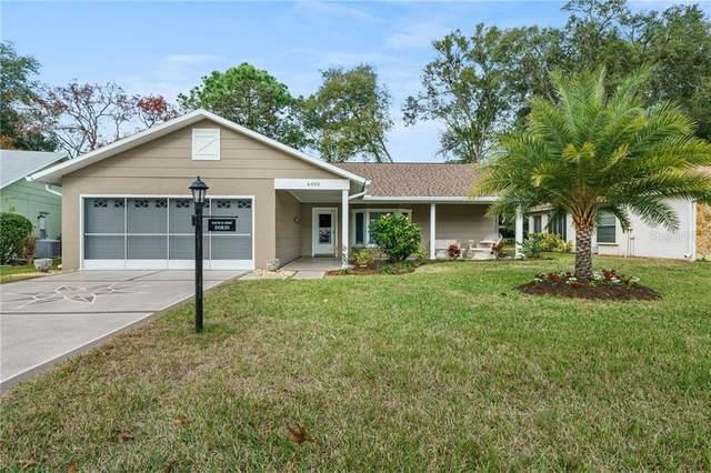 6493 Ocean Pines Lane, Spring Hill, FL 34606 (MLS #W7830207) :: New Home Partners
