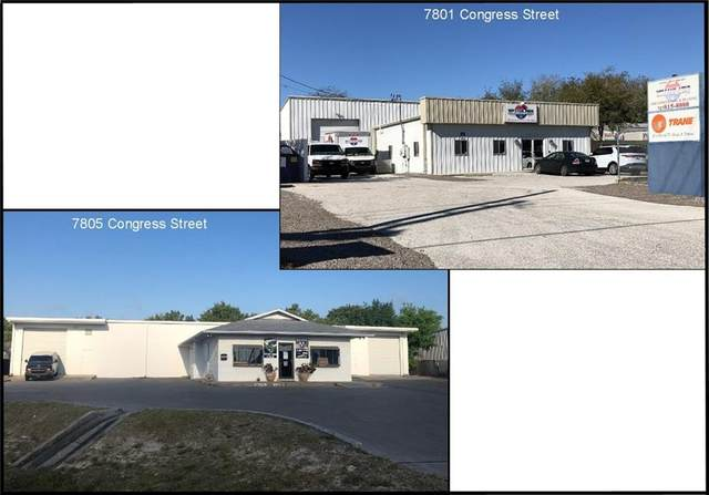7801-7805 Congress Street, New Port Richey, FL 34653 (MLS #W7830410) :: Florida Real Estate Sellers at Keller Williams Realty
