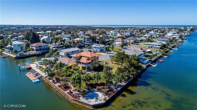4305 Carlos Court, Hernando Beach, FL 34607 (MLS #W7830451) :: Team Borham at Keller Williams Realty