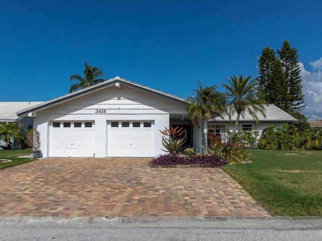3415 Seaway Drive, New Port Richey, FL 34652 (MLS #W7830731) :: Florida Real Estate Sellers at Keller Williams Realty