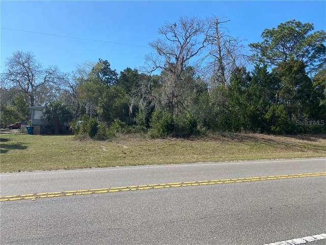 Cortez Boulevard, Weeki Wachee, FL 34607 (MLS #W7830766) :: Premier Home Experts