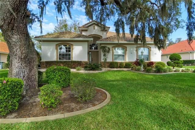 95 W Mickey Mantle Path, Hernando, FL 34442 (MLS #W7830854) :: Florida Real Estate Sellers at Keller Williams Realty