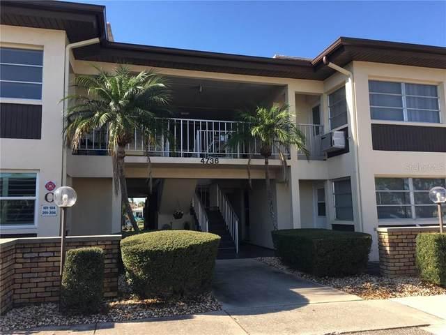 4736 Jasper Drive #206, New Port Richey, FL 34652 (MLS #W7830902) :: Century 21 Professional Group