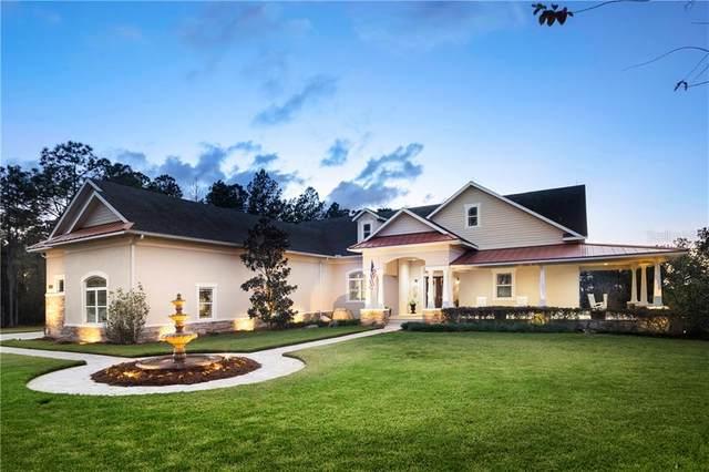 5071 Cedar Ridge Drive, Brooksville, FL 34601 (MLS #W7830958) :: Southern Associates Realty LLC